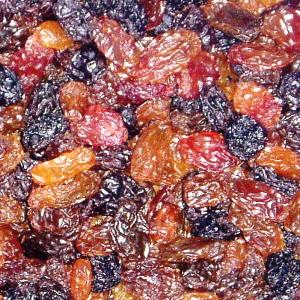raisins-medley